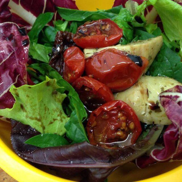Le insalate